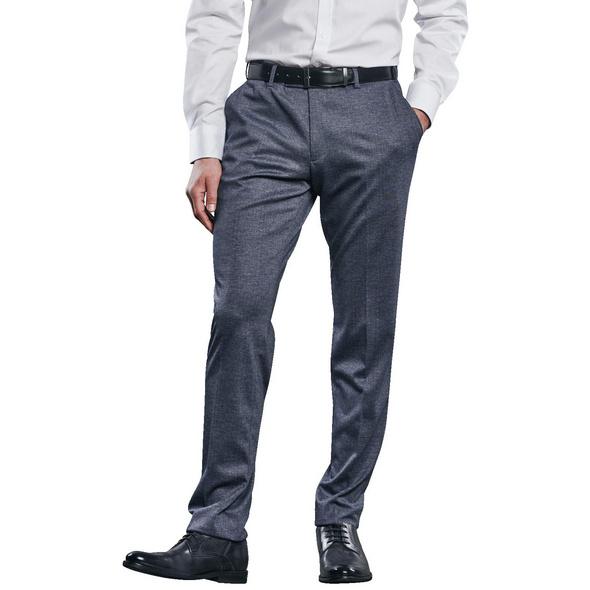Anzug-Hose kariert