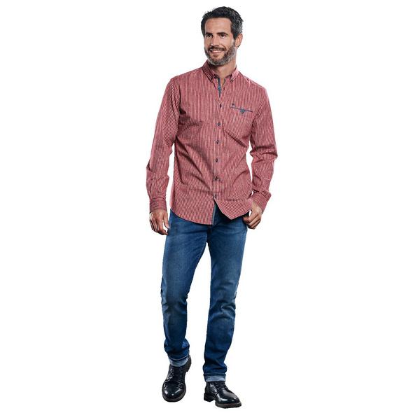 Hemd mit Comfort-Stretch-Anteil