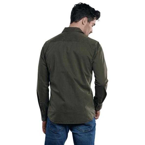 Hemd im Overshirt Design