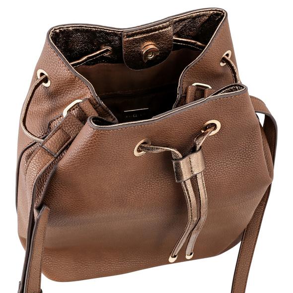 Handtasche - Festive Brown
