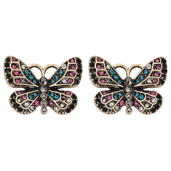 Ohrstecker - Pretty Butterfly