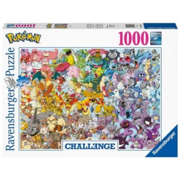 Pokémon Puzzle 1000 Teile