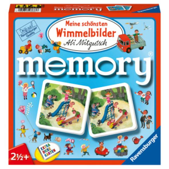 Meine schönsten Wimmelbilder memory
