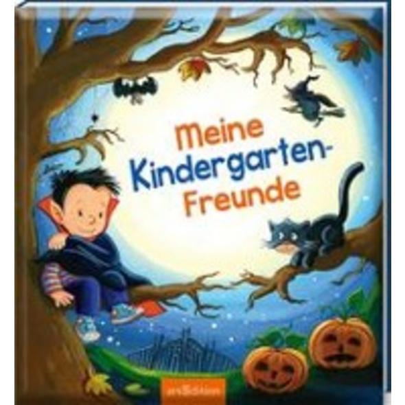 Meine Kindergarten-Freunde  Grusel