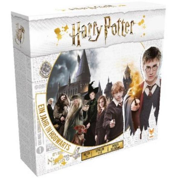 Harry Potter: Ein Jahr in Hogwarts