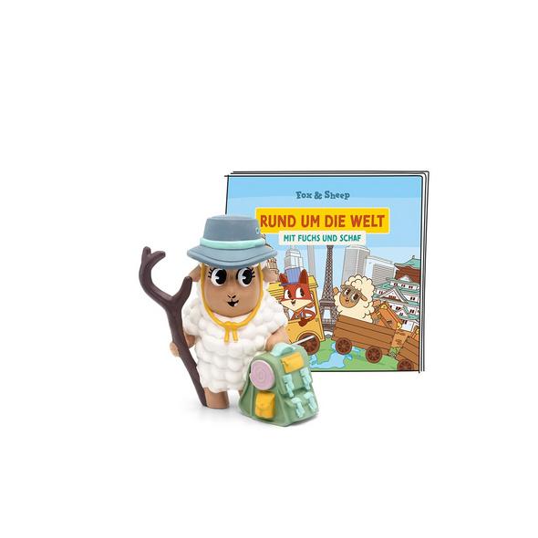Tonie - Rund um die Welt mit Fuchs   Schaf - Osaka   Serengeti  Novi6-21