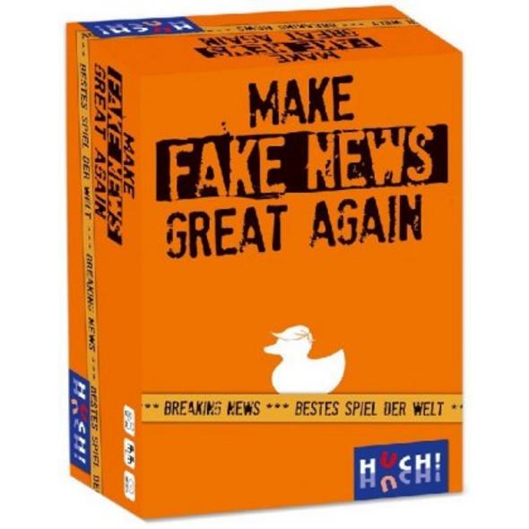 Make Fake News Great Again