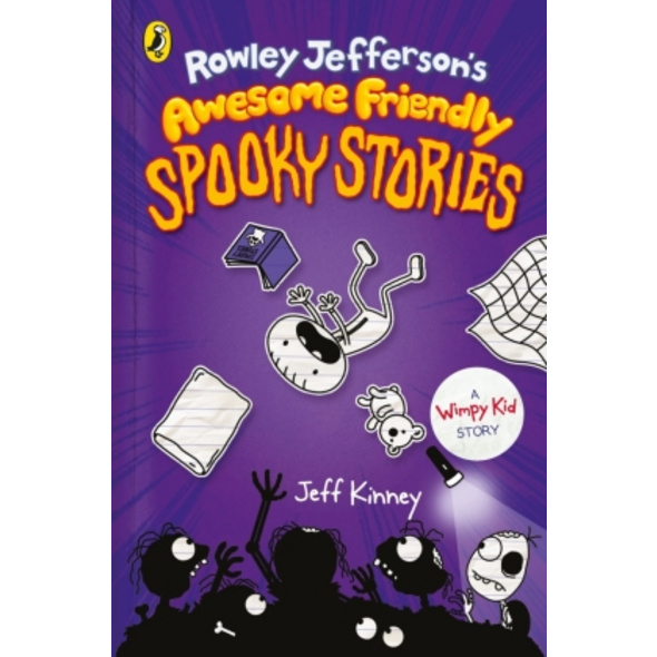 Rowley Jefferson s Awesome Friendly Spooky Stories