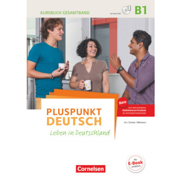 Pluspunkt Deutsch B1: Gesamtband - Allgemeine Ausg