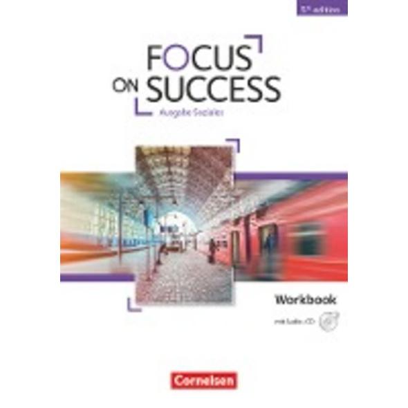 Focus on Success B1-B2 Workbook Soziales mit Audio