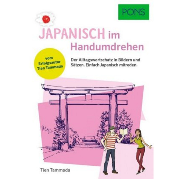 PONS Japanisch Im Handumdrehen
