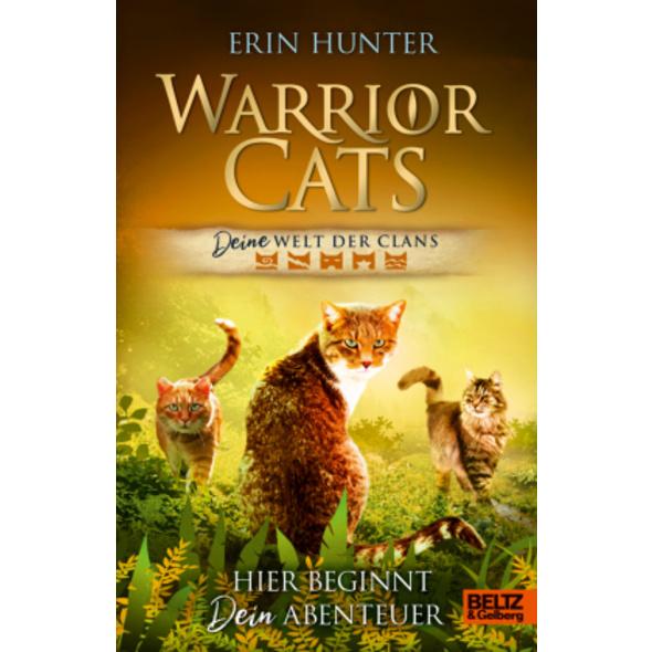 Warrior Cats - DEINE Welt der Clans.