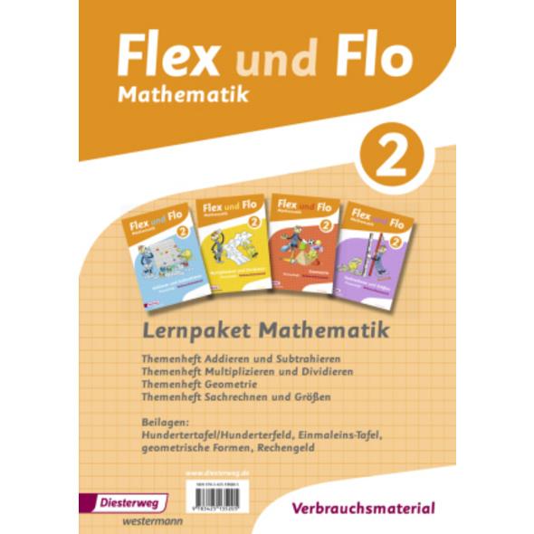 Flex und Flo. Paket 2: Themenhefte als Verbrauchsm