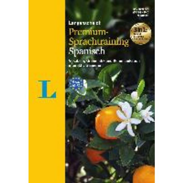 Langenscheidt Premium-Sprachtraining Spanisch - DV