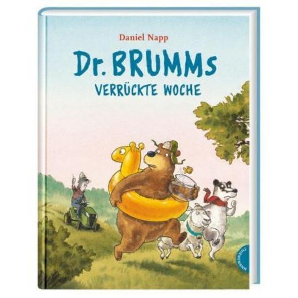 Dr. Brumm: Dr. Brumms verrückte Woche