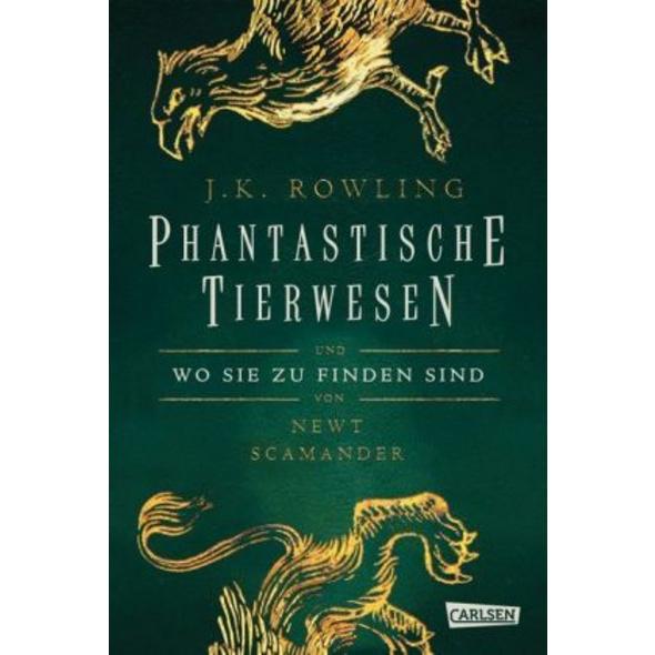 Hogwarts-Schulbücher: Phantastische Tierwesen und