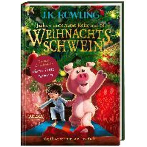 Jacks wundersame Reise mit dem Weihnachtsschwein