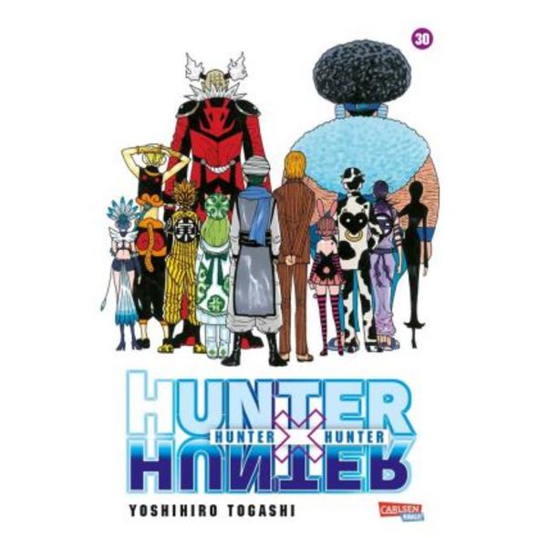 Hunter X Hunter, Band 30