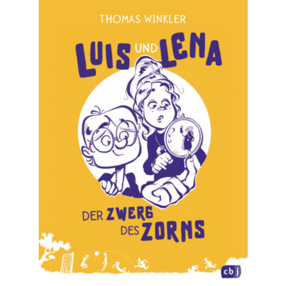 Luis und Lena - Der Zwerg des Zorns