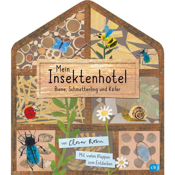 Mein Insektenhotel - Biene, Schmetterling und Käfe