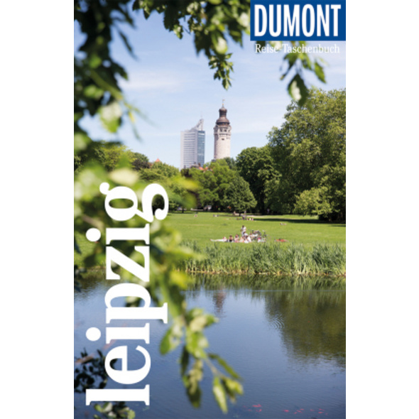 DuMont Reise-Taschenbuch Leipzig