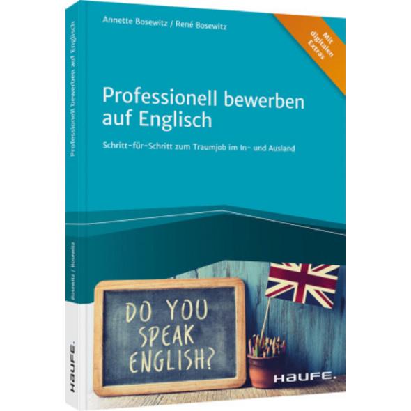 Professionell bewerben auf Englisch