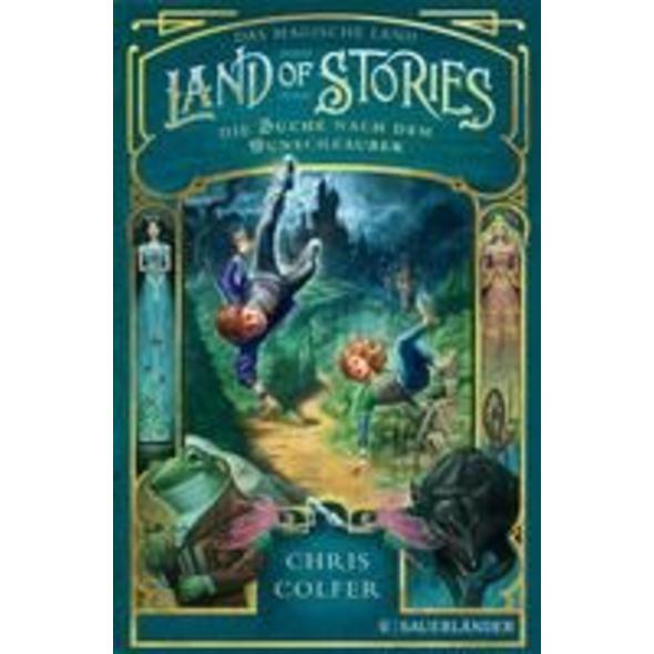 Land of Stories: Das magische Land 1 - Die Suche n