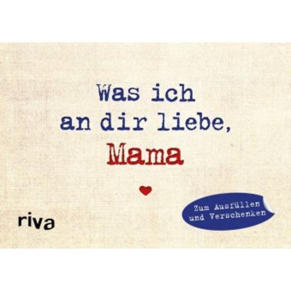 Was ich an dir liebe, Mama - Miniversion