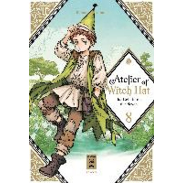 Atelier of Witch Hat 08