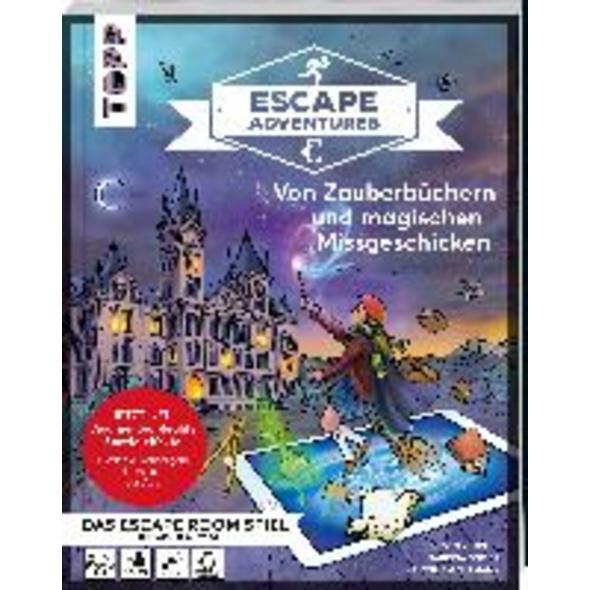Escape Adventures AR - Augmented Reality. Von Zaub