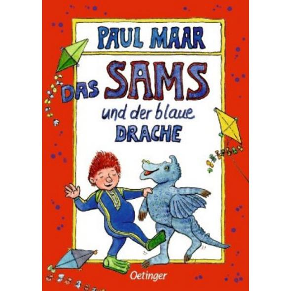 Das Sams 10. Das Sams und der blaue Drache