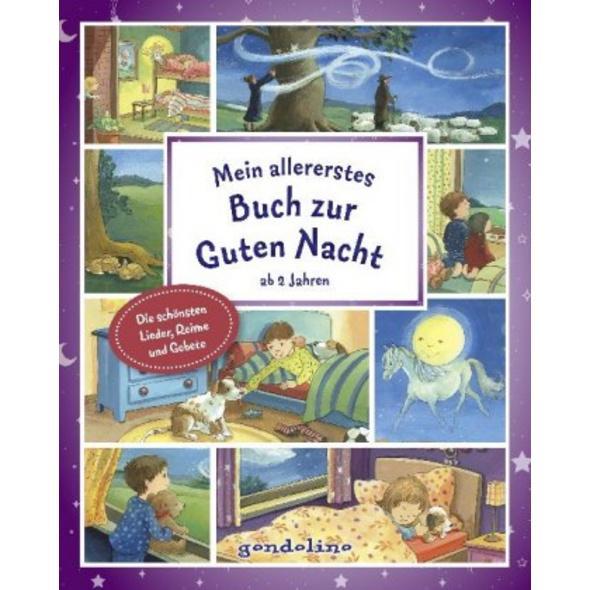 Mein allererstes Buch zur Guten Nacht ab 2 Jahre