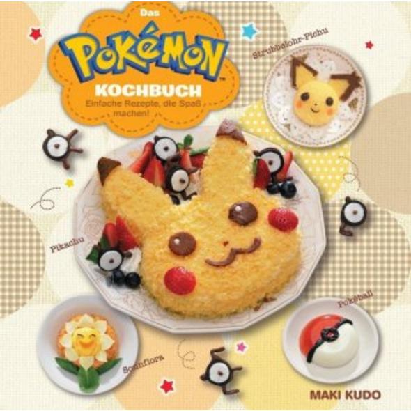 Das Pokémon Kochbuch: Einfache Rezepte, die Spaß m