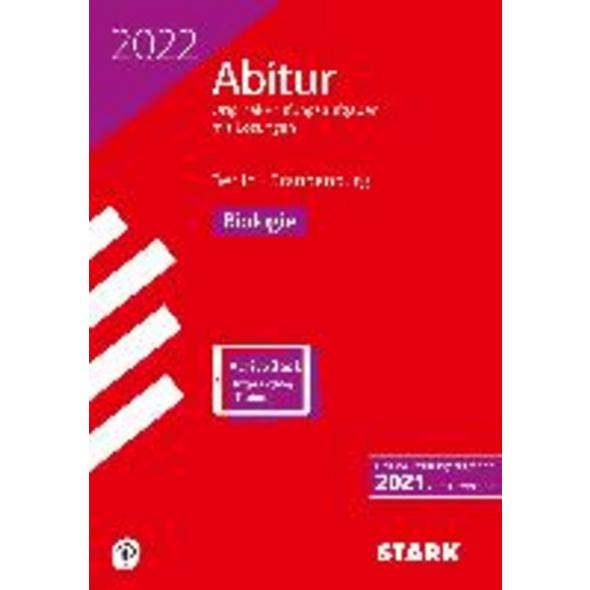 STARK Abiturprüfung Berlin Brandenburg 2022 - Biol