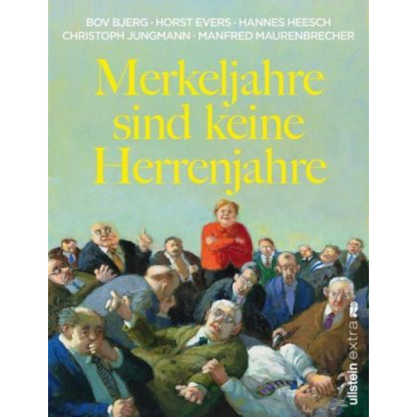Merkeljahre sind keine Herrenjahre