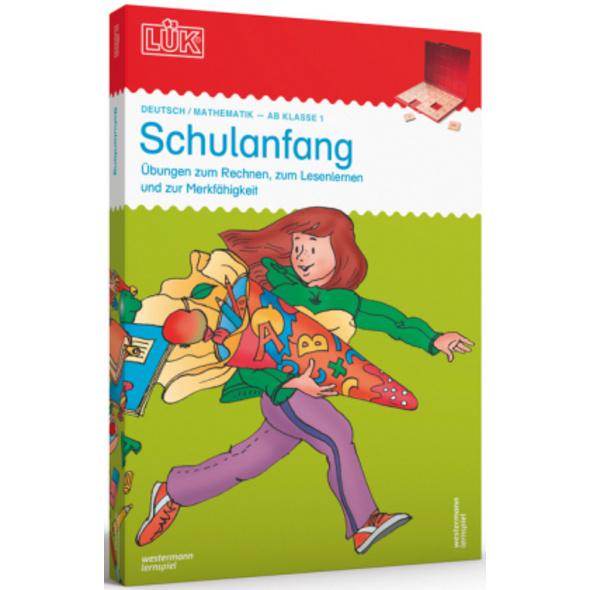 LÜK-Set. Schulanfang. Deutsch   Mathematik - ab Kl