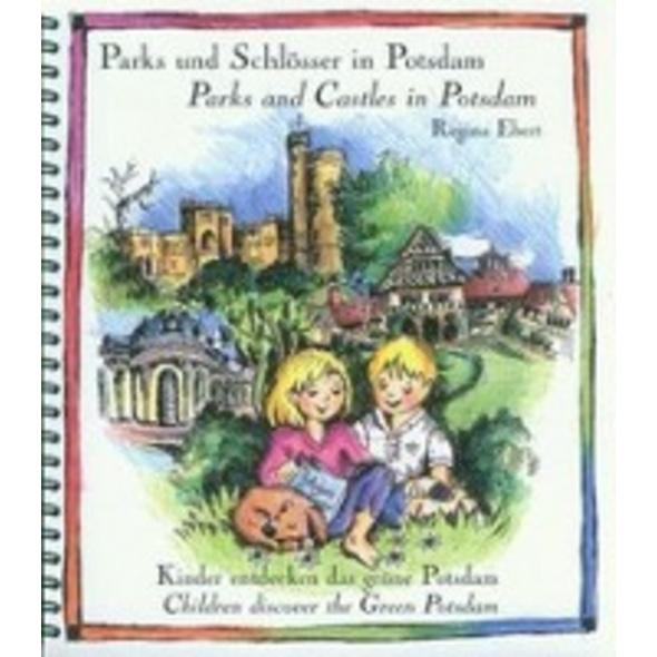 Parks und Schlösser in Potsdam   Parks and Castles