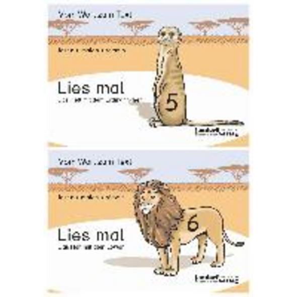 Debbrecht, J: Lies mal - Hefte 5 und 6  Paket