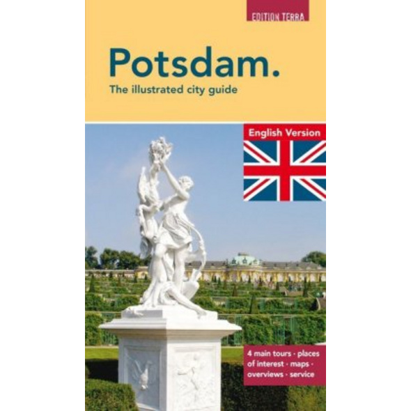 Potsdam. The illustrated city guide