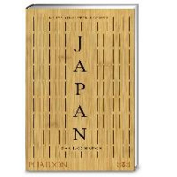 Japan - das Kochbuch