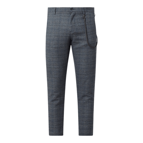 Slim Fit Chino mit Stretch-Anteil Modell 'Travis'