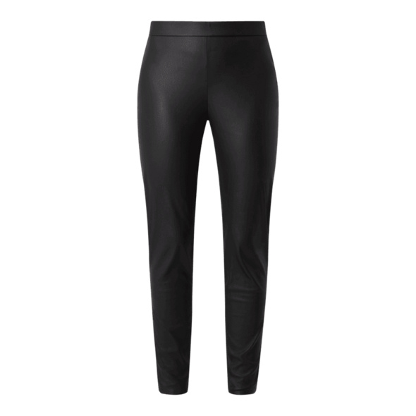 Leggings in Leder-Optik Modell 'Janni'