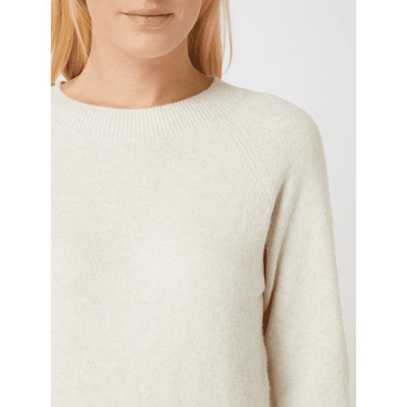 Pullover mit Raglanärmeln Modell 'Doffy'
