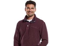 Sweatshirt mit dezenter Struktur