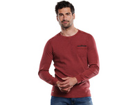 Langarm-Shirt rundhals