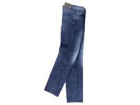 Superstretch Jeans mit authentischer Waschung
