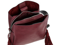Handtasche - Stylish Bordeaux