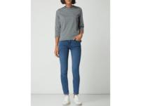 High Waist Skinny Fit Jeans mit Stretch-Anteil