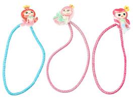 Kinder Haargummi-Set - Three Mermaids