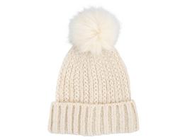 Mütze -  Beige Warmth